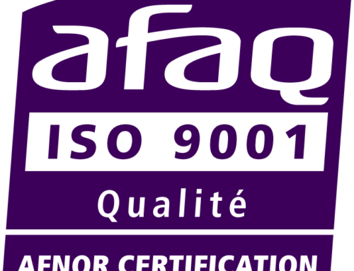 Global Safety is certified ISO 9001!