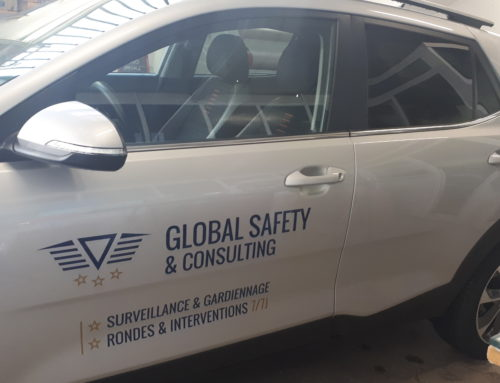 Nouvelle voiture pour Global Safety