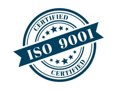 Réussite de l'audit de surveillance pour l'ISO 9001